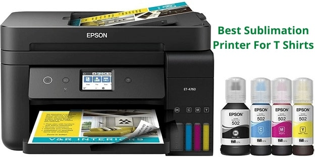 Best Sublimation Printer for T Shirts