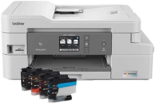 Brother MFC-J995DW INKvestment Tank Color-Best Affordable Sublimation Printer