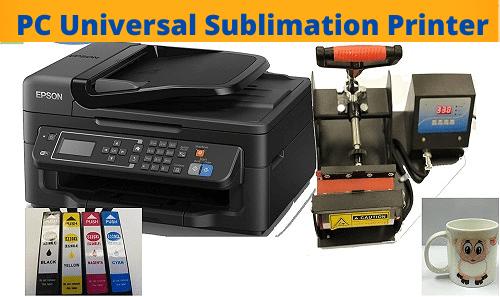 PC Universal Sublimation Printer