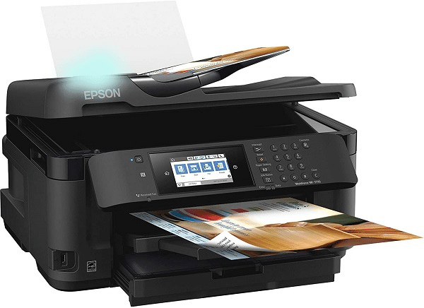 Epson WorkForce WF-7710 Sublimation Printer