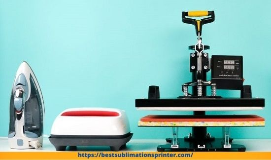 Can You Use an Iron for Sublimation Transfers Household Iron vs. Heat Press