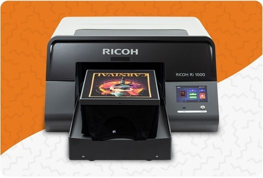 Ricoma R550 Printer Review